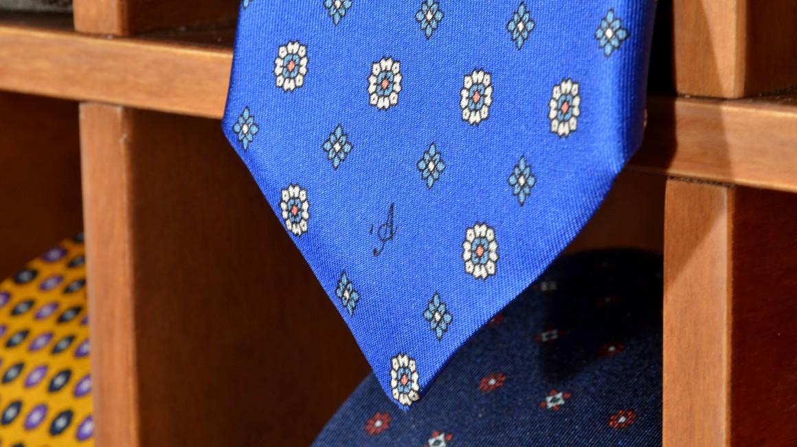 L'Angolo de L'Avvocato -dettaglio cravatta
