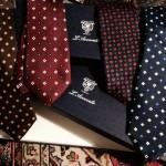 Le cravatte L'Avvocato di Marco Taddei (Simply Mr. T.)