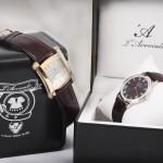 Agneta & Lingotto gli orologi firmati L'Avvocato