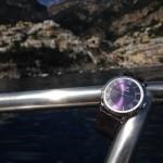 """L'orologio """"Lingotto"""" L'Avvocato a Positano"""
