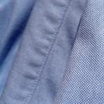 L'Oxford è un tipo di armatura piuttosto grezza che produce un tessuto morbido e molto resistente, impiegato per le camicie. Realizzato dall'intreccio di fili colorati e bianchi. L'Oxford è meno elegante del popeline e del batista, per esempio.