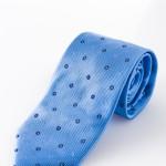 Cravatta incappucciata - Urbano Celeste