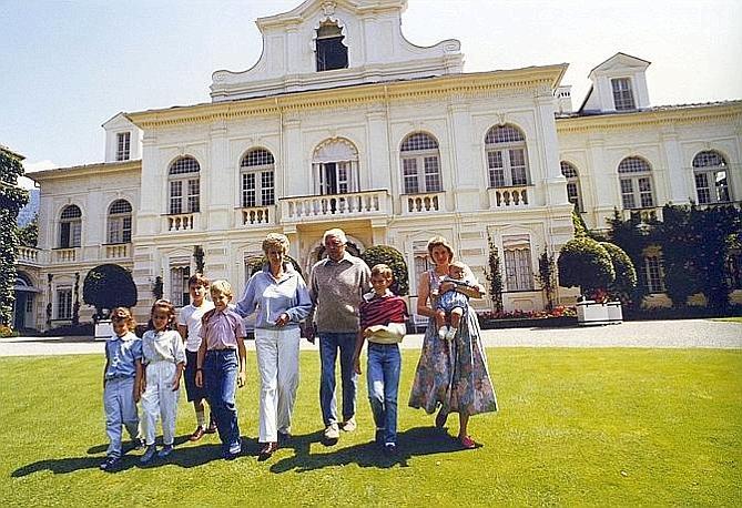 Casa Agnelli A Villar Perosa