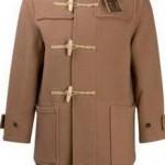 Il Montgomery: l'unico cappotto classico da uomo con cappuccio.