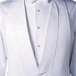 L'abito da uomo. Panciotto da frac