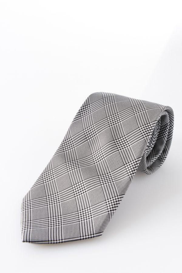Cravatta incappucciata - John Grigio