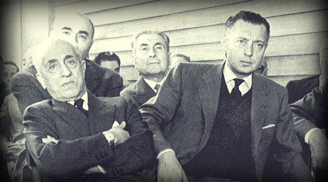 Il 30 aprile 1966 Gianni Agnelli subentra a Vittorio Valletta alla presidenza della Fiat.