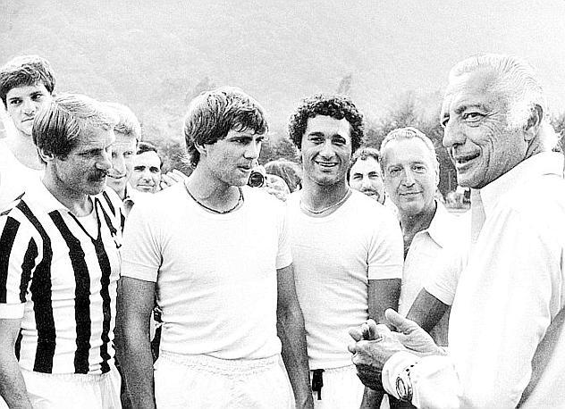 Giovanni Agnelli e la sua Juventus