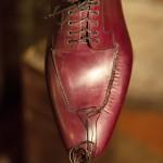 Il primo passo sulle orme dell'eleganza - una norvegese di stile italiano in lavorazione