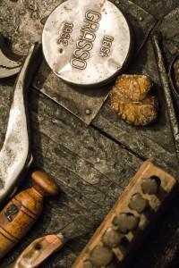 Il primo passo sulle orme dell'eleganza - gli attrezzi del mestiere di Doriano Marcucci