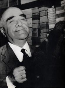 Eugenio Marinella fondatore di E. Marinella