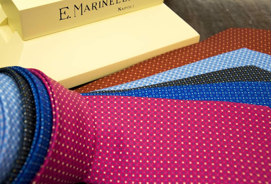 Cravatte Marinella dal 1914
