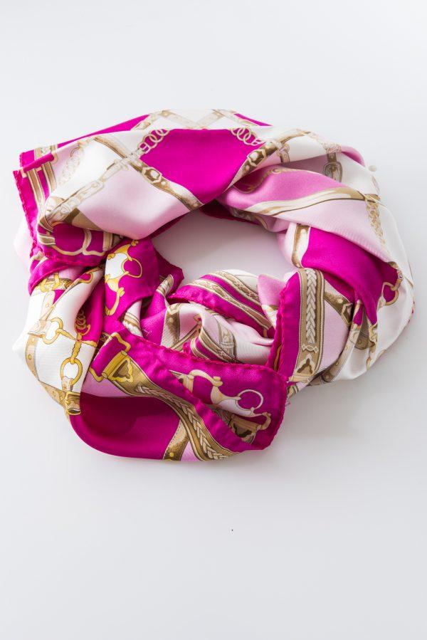 Carré GINEVRA pink