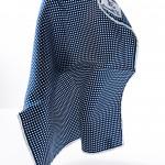 Pochette Mirafiori Blu