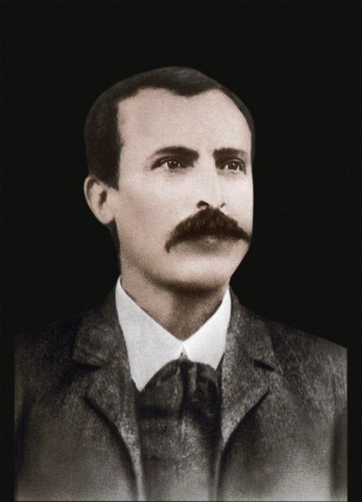 Alessandro Berluti, capostipite della dinastia.